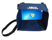 "Totevision TB-1001 Bag for (MD-1001) Commercial-grade 10.1"" tablet with Microsoft®"