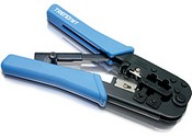 Trend Net TC-CT68 RJ-11/RJ-45 Crimp/Cut/Strip Tool