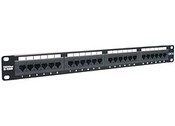 Trend Net TC-P24C6 24-port Cat6 Unshielded Patch Panel