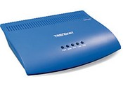 Trend Net TDM-C400 ADSL Fast Ethernet/USB Combination Modem Router