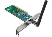 Trend Net TEW-423PI 54Mbps Wireless G PCI Adapter