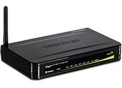 Trend Net TEW-436BRM 54Mbps Wireless G ADSL 2/2+ Modem Router