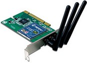 Trend Net TEW-623PI N300 Wireless PCI Adapter