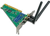 Trend Net TEW-643PI Wireless N PCI Adapter