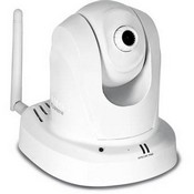 Trend Net TV-IP651W Wireless N PTZ Internet Indoor Camera