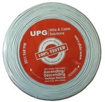Universal Power Group 77025 22/4 Conductor Solid Jacket 500Ft