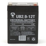Universal Power Group D5700 12V 2.9Ah Battery