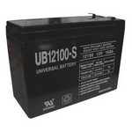 Universal Power Group D5719 12V 10Ah Battery