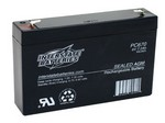 Universal Power Group D5734 6V 7Amp Battery