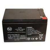 Universal Power Group UB12120 12V 12Ah Lawn and Garden Battery - AJC Brand™ Replacement