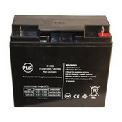 Universal Power Group UB12180 12V 18Ah Lawn and Garden Battery - AJC Brand™ Replacement