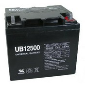 Universal Power Group UB12500 12v 50Ah I4 Terminal AGM