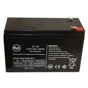 Universal Power Group UB1270 12V 7.5Ah Lawn and Garden Battery - AJC Brand™ Replacement