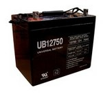 Universal Power Group UB12750 12 Volt 75 Amp Hour Battery