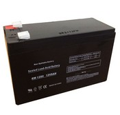 Universal Power Group UB1280F1 12V 8Amp Battery F1 Terminal