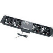 Middle Atlantic UQFP-4 Ultra Quiet Four-Fan Panel from Middle Atlantic
