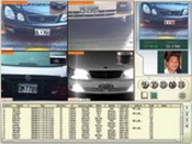 Usa Vision 55-LPRPT-004 License Plate Recognition Solution For Four Lanes - Software and USB Dongle for 4 Lanes