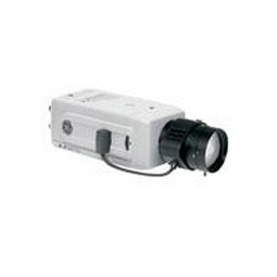 GE Security, UVC-EVRDN-HR UltraView EVR Series True Day/Night Traditional Box Camera, 540 TVL, UTP, BNC, 12VDC/24VAC