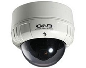 CNB VCB-34VF Blue-i Indoor Dome (100mm) - 580TVL WDR Camera