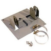 Videocomm BRK250 Universal Mount Assembly Stainless Steel /Sangle TCO Enclouser