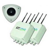 Videocomm RTL2R2403 2.4 GHZ Mobile Dual Video Link All Weather 450 MW