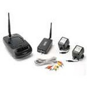 Videocomm TC-2401ASP 2.4GHz Indoor Ch. #1 Super Power900mW Tx & Rx Kit - 1 mile
