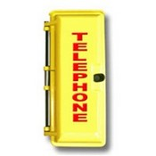 Viking Electronics VE9X20Y Weather Proof Surface Mount Box Yellow