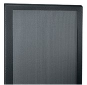 Middle Atlantic Vented Front Door (Black)