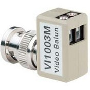 Vigitron VI1003M Passive Transceiver, Right Angle, Male BNC, W/ Surge Protection