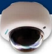 Verint S2750ENC Fixed Dome IP Camera (NTSC), Clear Cover