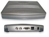 Vitek VT-WBS2 Two Ch. Network Video Server with BNC Composite Inputs