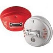 Cooper Wheelock AP-R Plate, Adapter, Red