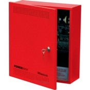 Cooper Wheelock PS-6 Fltrd/Regulated Pwr Supply/ Ch Arger, 6amp, 24vdc, Red