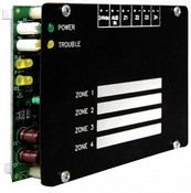 Cooper Wheelock SP4Z-A-B SAFEPATH®4 Multi-Function Mass Notification System Zone Paging Splitter