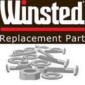 Winsted 10814 Screws and Washers (Black) (50 Each)