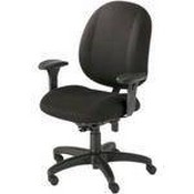 Winsted 11760 Universal Task Chair (Black)