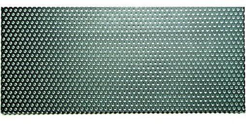 Winsted 86141 Beehive Vented Blank Rack Panel 2u