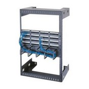Middle Atlantic WM-15-18 WM Series Wall-Mount Relay Rack