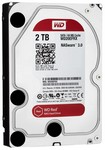 Sed International WD20EFRX Western Digital 2Tb Red Sata Hard Drive