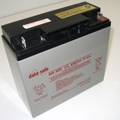 Enersys NPX-80BFR 12 Volt/80 Watts per Cell Sealed Lead Acid Battery with M5 Nut/Bolt Connector - Flame Retardant Case