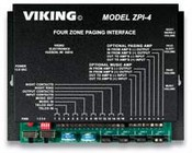 Viking Electronics ZPI-4 Zone Paging Interface