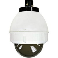 "Videolarm IFDP75TN 7"" Indoor IP Ready Network FusionDome, Pendant Mount"