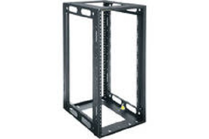 "Middle Atlantic Products HRF1214 12 Space (21"") HRF Half-Rack Frame Rack, 14"" Deep"