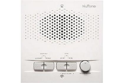 broan nutone nps104wh outdoor remote station retrofit for. Black Bedroom Furniture Sets. Home Design Ideas