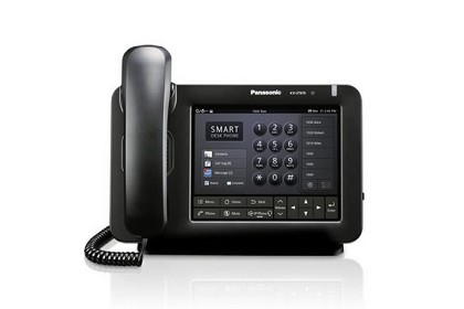 Panasonic Telephone KXUT670 Executive SIP Phone with Color Touchscreen