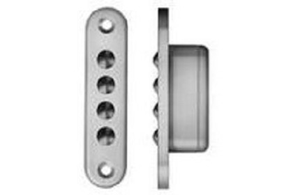 Rutherford Controls 503 4 Ball Mortise Transfr 0.5A@ 24VDC
