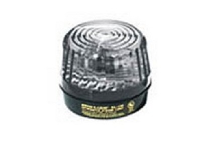 Seco Larm SL-126-A24Q/C Clear Strobe Light 6-24VDC