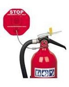 Safety Technology STI-6200 Fire Extinguisher Theft Stopper