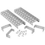 Hoffman PGH1S8   Grid Straps, 1-Row, 800mm, Steel