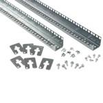 Hoffman PRA2320TP | 23-in. Rack Angles, fits 2000mm, Steel